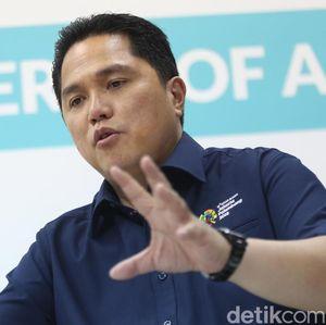 Erick Thohir Butuh Payung Hukum Buat Snap BUMN Sekarat