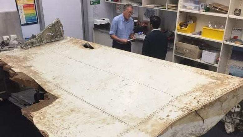 Prancis Buka Lagi Penyelidikan Hilangnya MH370