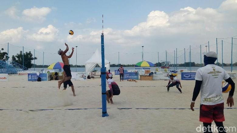Voli Pantai Putra ke Asian Games: Waspadai Qatar dan China