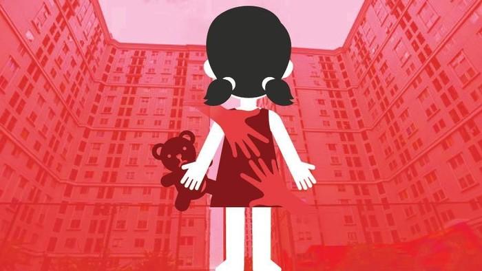 Ilustrasi fokus (bukan buat insert) Prostitusi Anak di Kalibata (Fuad Hasim/detikcom)