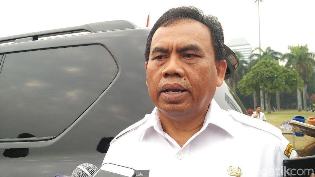 Pemprov DKI: Tanah Reklamasi Ancol dari Hasil Pengerukan Sungai-MRT