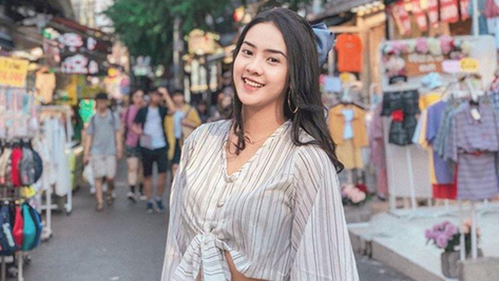 Selebgram Anya Geraldine Bintangi Acara TV Korea, Wajahnya Dimakeover
