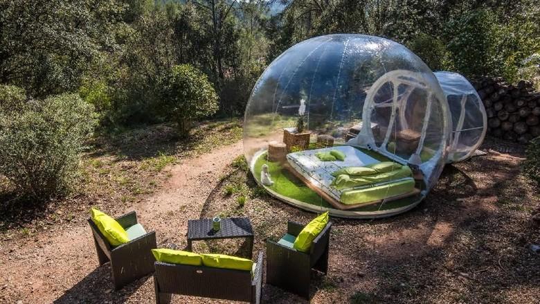 Foto: The AttrapReves Bubble Hotel (AttrapReves/Facebook)