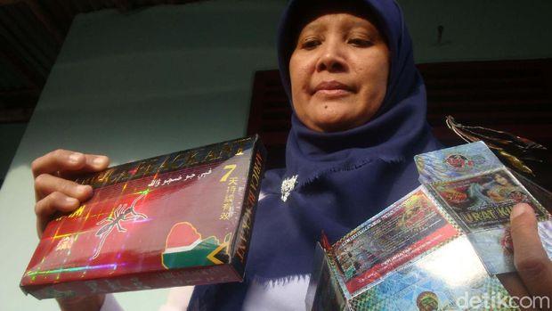 BBPOM Gerebek Produsen Jamu Berbahaya di Cilacap