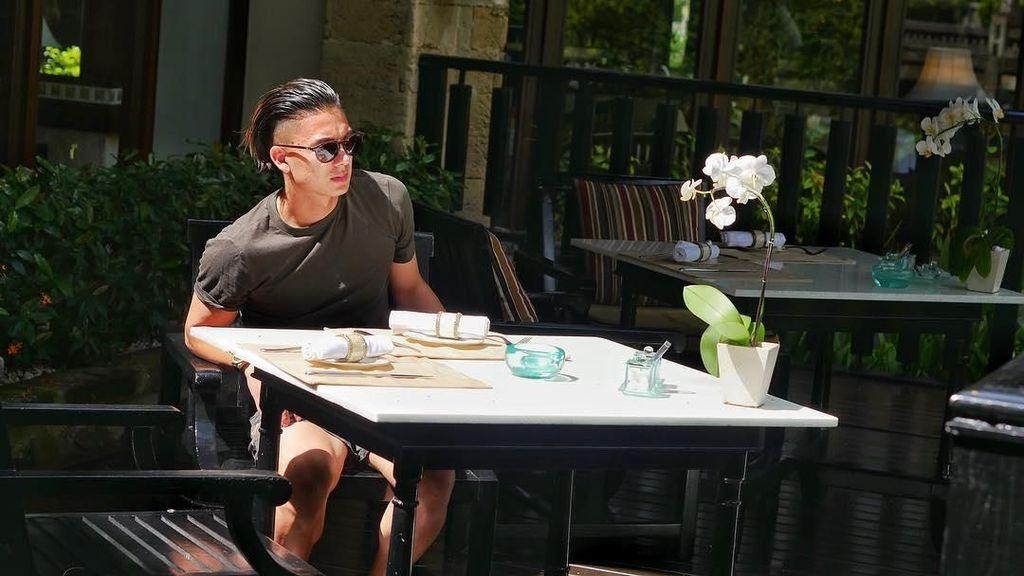 Romantisnya Kim Kurniawan, Adik Jennifer Bachdim yang Hobi Kulineran