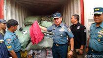 Penyelundupan 23 Kontainer Isi Barang Bekas dari China Digagalkan