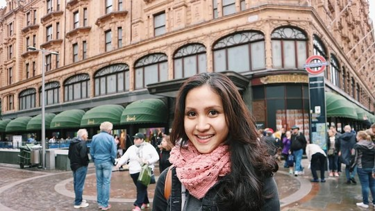 Cantiknya Talita Bachtiar, Adik Ipar Tasya Kamila