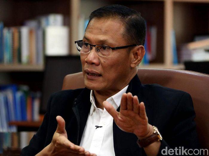Kepala BPS Suhariyanto/Foto: Rengga Sancaya