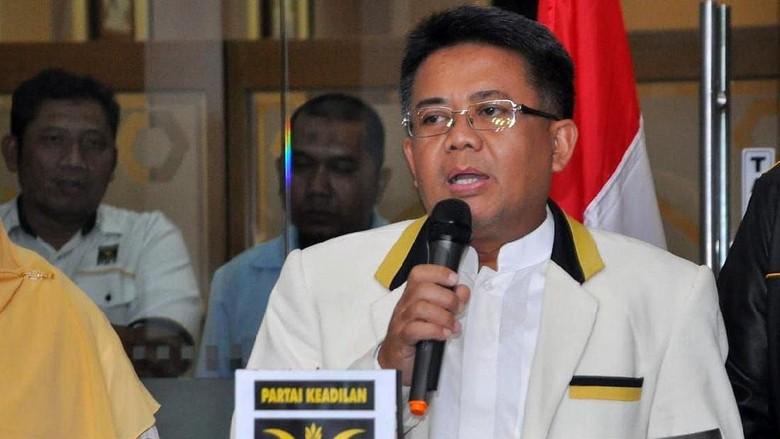 Selain ke Amien Rais, Prabowo Juga Surati Presiden PKS