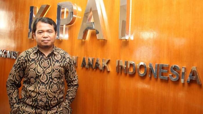 Ketua KPAI Susanto