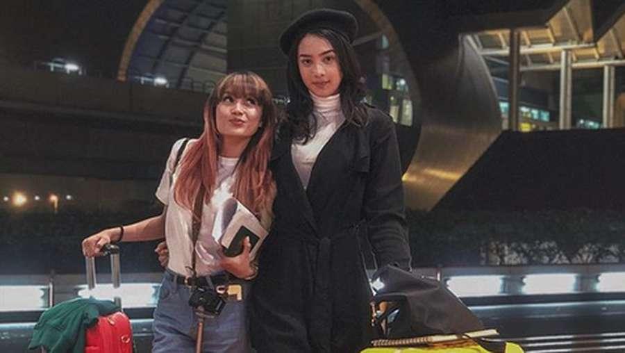 Penampilan Saltum Anya Geraldine di Korea