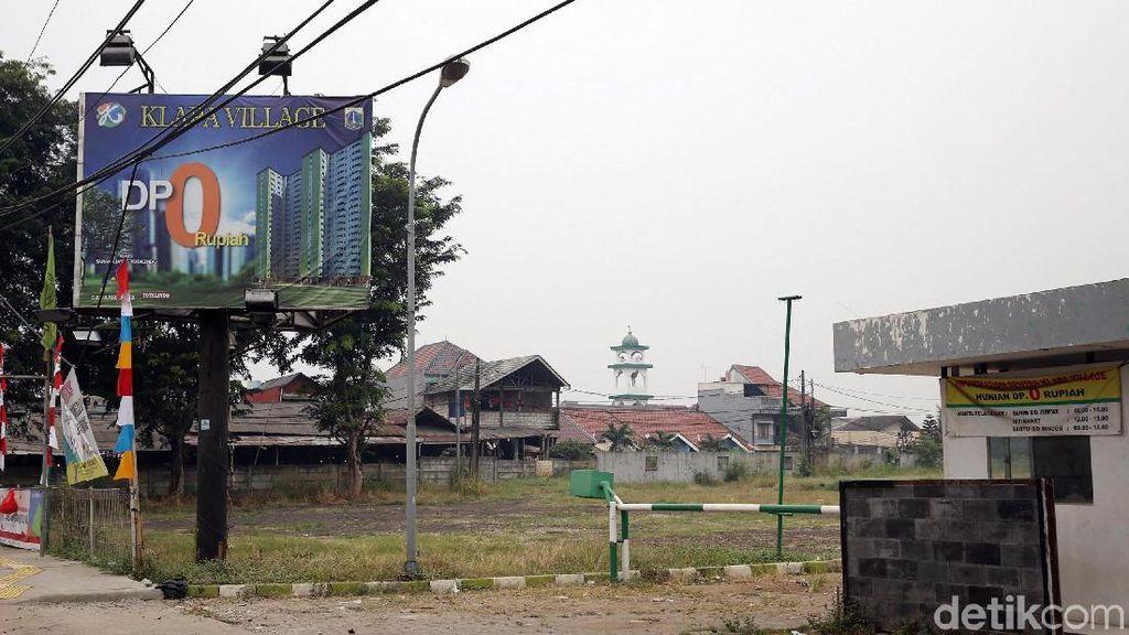 Kontraktor Pede Akhir Tahun Rumah DP Rp 0 Berdiri 20 Lantai