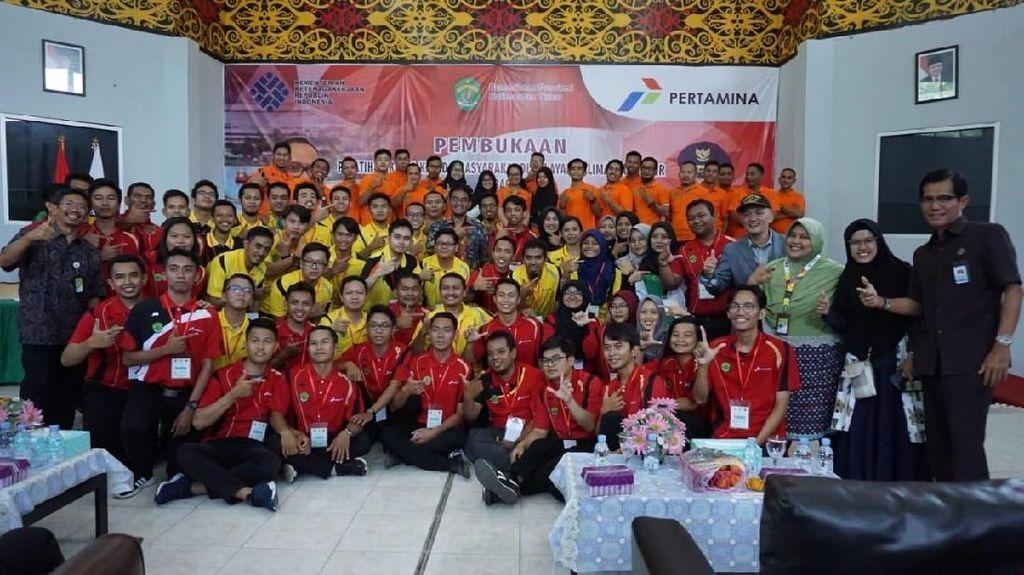 950 Tenaga Kerja di Kaltim Dilatih Bidang Health, Safety & Environment