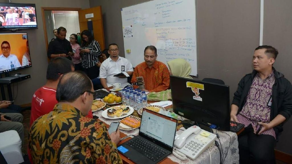 Menpar dan Menlu Terus Pantau Pelayanan Turis di Bandara Lombok