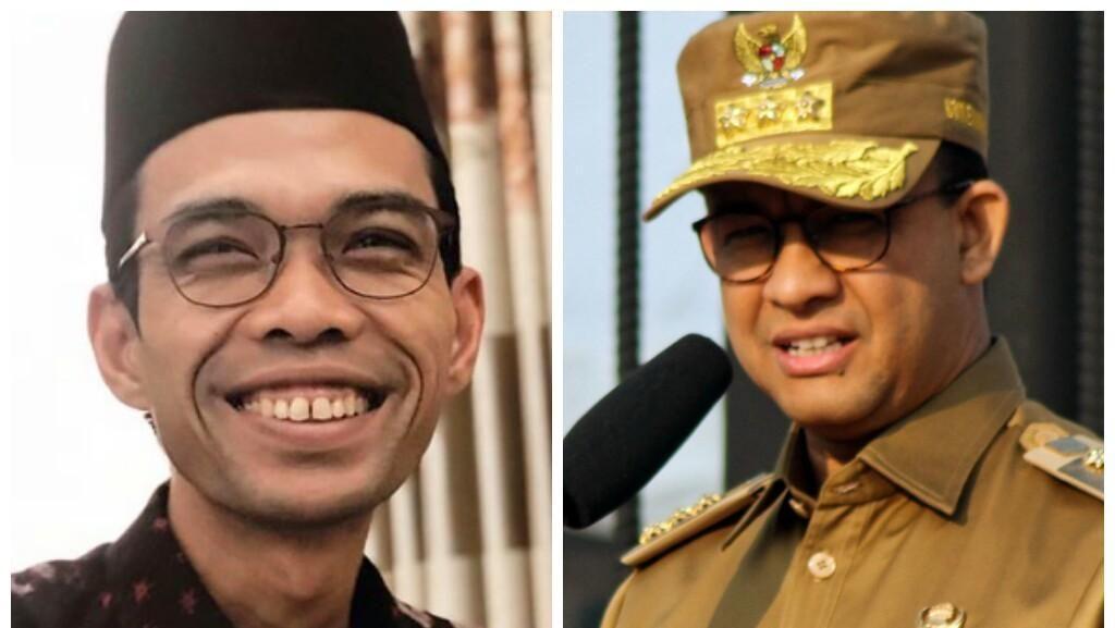 Bursa Cawapres Prabowo: UAS Menolak, Peluang Anies Tertutup