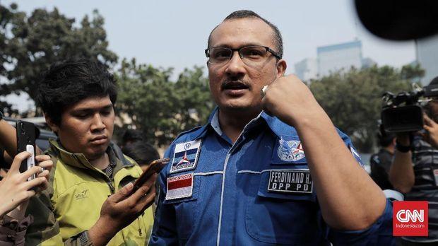 BPN Duga Ada Gratifikasi Saat Jokowi Borong Sabun Rp2 Miliar