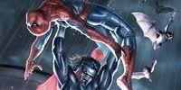 Morbius dalam Comic Marvel.
