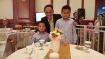 Kulineran Andi Arief Jenderal Kardus hingga Sajian Saat Deklarasi Cawapres Jokowi