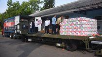 Bantu Korban Gempa, Kontainer Multifungsi Dikirim ke Lombok