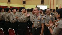 400 Calon Polwan Lolos Seleksi Rekruitmen Bintara