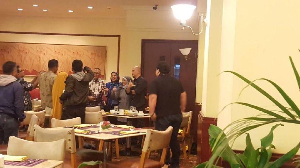 Bertemu Amien Rais, Ahmad Dhani Ngaku Rapat #2019GantiPresiden