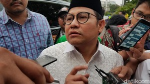 Kata Cak Imin soal Pidato Jokowi dan Prabowo yang Jadi Kontroversi
