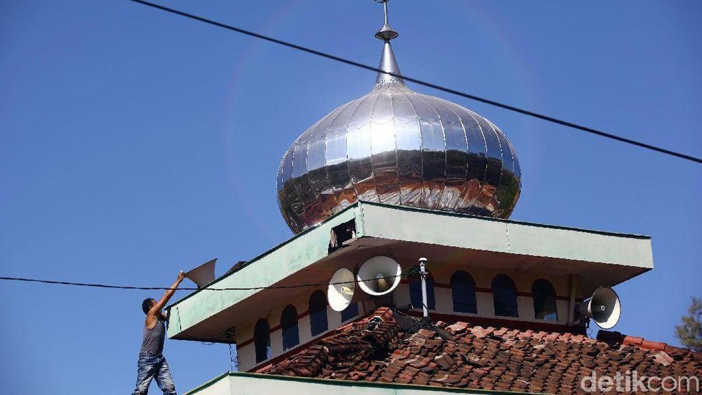 Kemenag akan Perbarui Aturan Volume Speaker Masjid