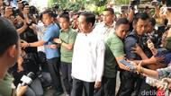 #JokowiMahfud2019 Melesat Jadi Topik Populer
