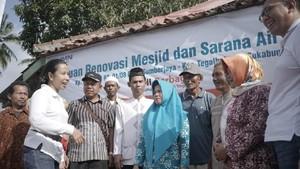 Rini Buka Akses Lahan PTPN untuk Petani