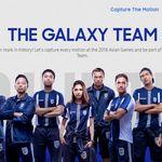 Adipati Dolken hingga Mikha Tambayong Ajak Hunting Foto Asian Games