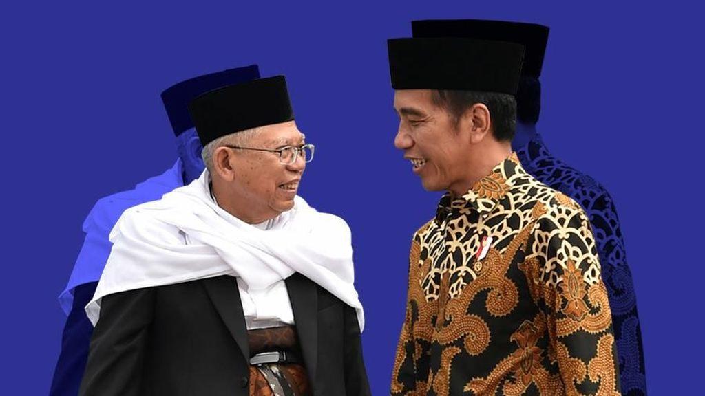 2 Tahun Jokowi-Maruf, Ini Kebijakan yang Tuai Apresiasi