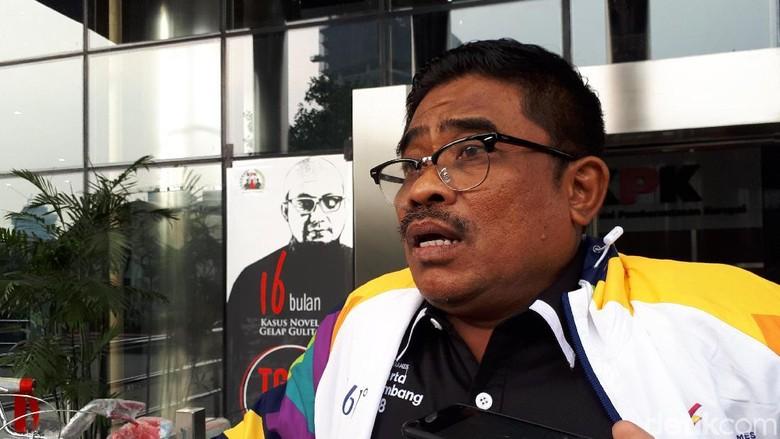 Diperiksa KPK, Sumarsono Jelaskan Mekanisme Dana Otsus Aceh