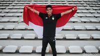 Usai Raih Perak Asian Games 2018 Bareng Tim Estafet, Fadlin Pensiun