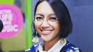 Jannine Weigel, si Imut yang Cover Lagu Asian Games