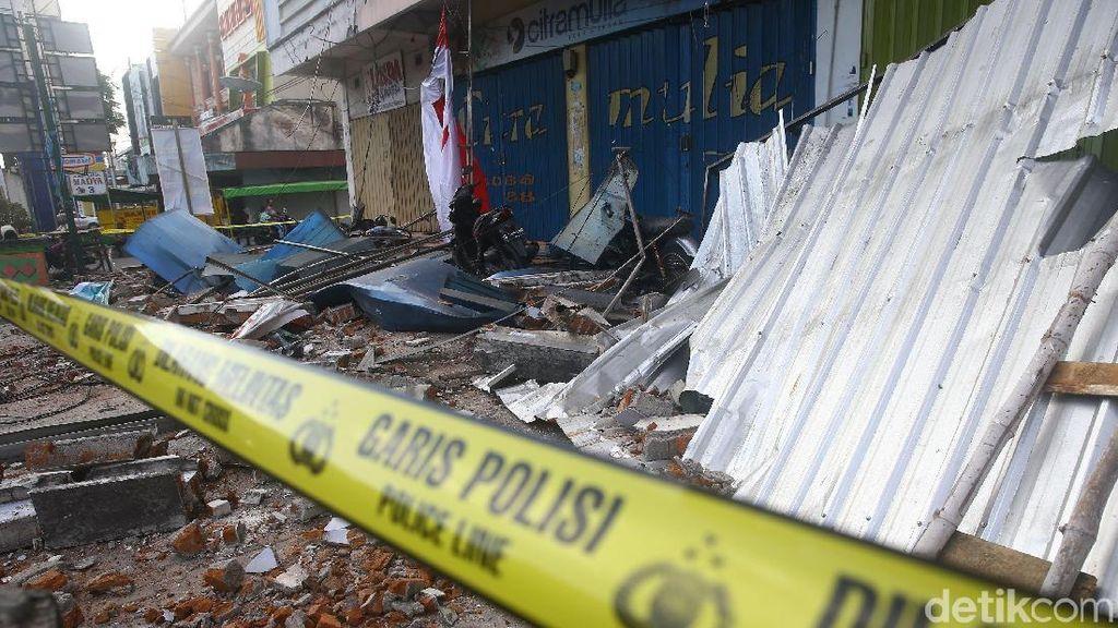 500 BTS Terdampak Gempa Lombok Sudah Bisa Dipakai Komunikasi