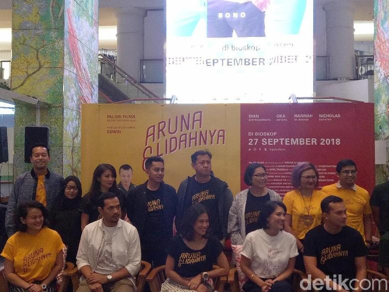 Kisahkan Perjalanan Kuliner, Trailer Aruna dan Lidahnya Resmi Rilis