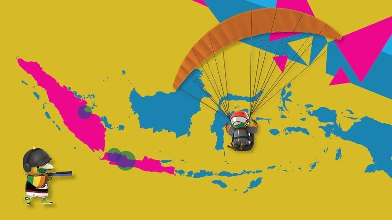 Jangan Salah Alamat, Ini Dia Venue Asian Games 2018