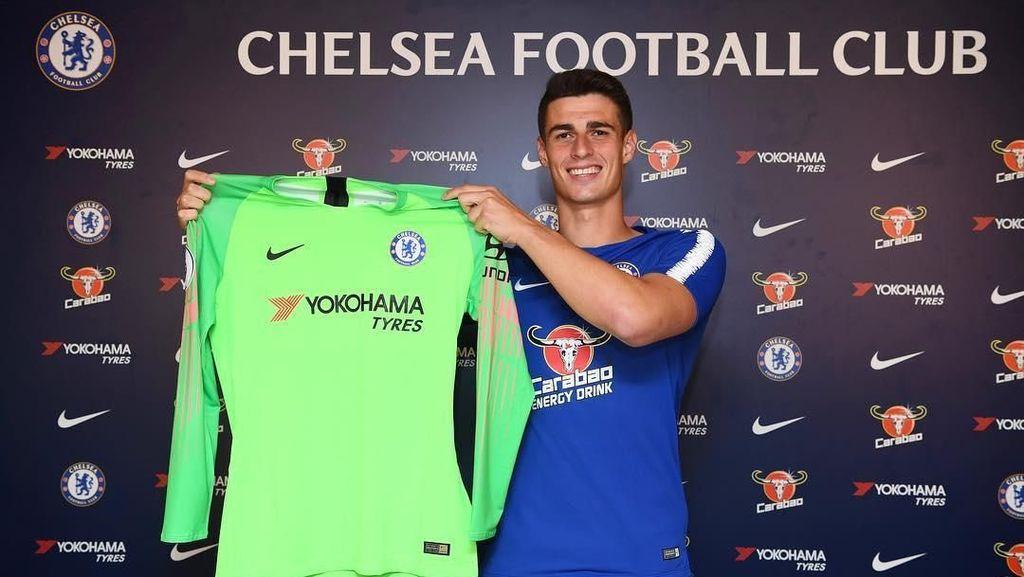 Daftar Lengkap Transfer Musim Panas Liga Inggris 2018