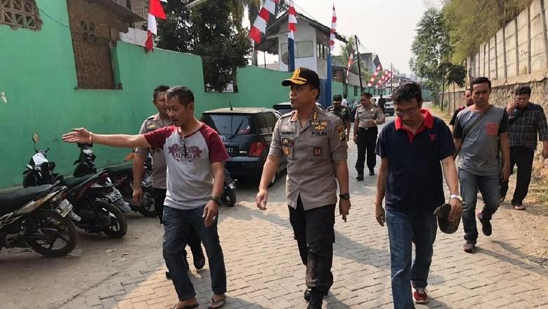 RPH di Tangerang Dirampok Kawanan Bersenpi, Rp 900 Juta Raib