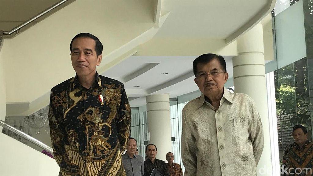 4 Tahun Jokowi-JK, Pertumbuhan Ekonomi Tak Pernah Capai Target