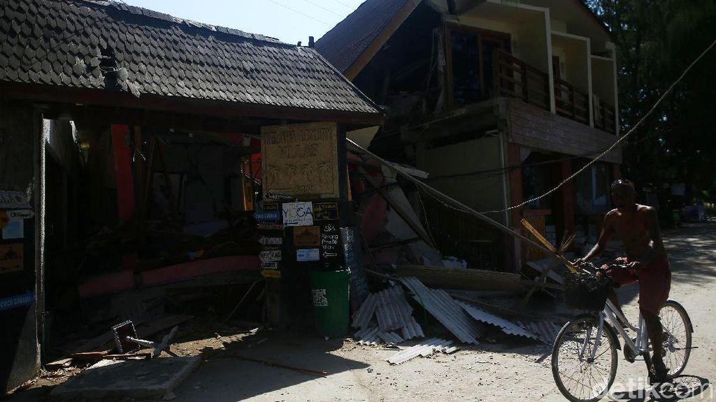 Libur Cicil KPR untuk Korban Gempa Lombok Bisa Sampai 2 Tahun