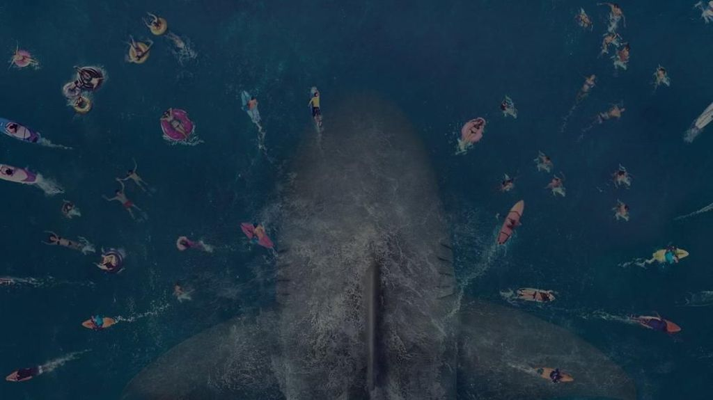 The Meg, Ketika Manusia Dihadapkan dengan Hiu Prasejarah Terbesar