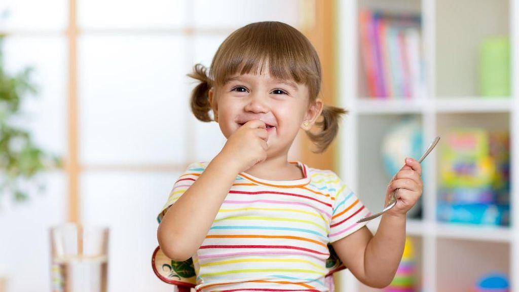 Bun, Yuk Optimalkan Asupan Nutrisi Anak dengan Portion Plating