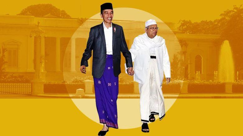 Maruf Amin: Tanpa Cak Imin, Saya Tak Jadi Cawapres Jokowi