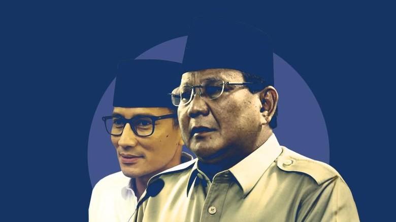 PD akan Ikut Gerindra-PAN-PKS Antar Prabowo-Sandi ke KPU