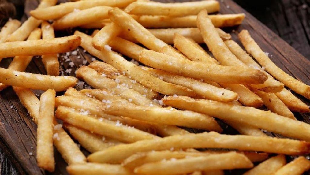 Sebenarnya French Fries Itu Asli Prancis atau Belgia?