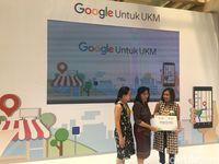 Kemitraan Google Indonesia dan Kementerian Perindustrian membawa UKM Go Online.