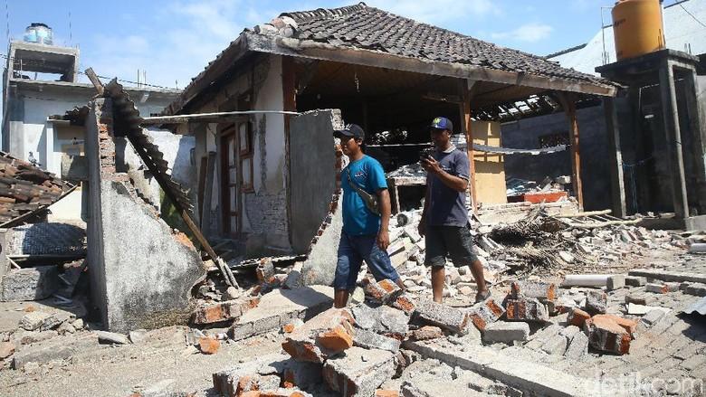 Sederet Bencana Alam di Indonesia yang Tak Jadi Bencana Nasional