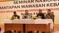 Ketua DPR Ajak Kaum Muda Terapkan Nilai Pancasila dalam Kehidupan