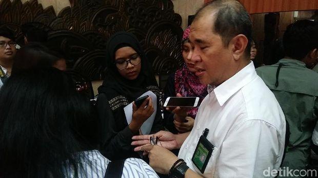 Direktur Pemanfaatan Jasa Lingkungan Hutan Konservasi, Dody Wahyu Karyanto (PJLKH)